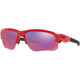 Oakley Flak Draft Bike Glasses red
